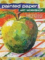Painted Paper Art Workshop
