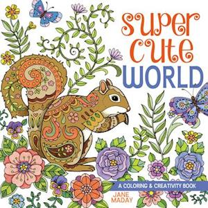 Bog, paperback Super Cute World af Jane Maday