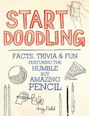 Bog, paperback Start Doodling af Guy Field