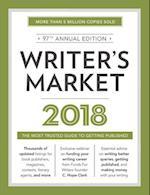 Writer's Market 2018 (WRITER'S MARKET)