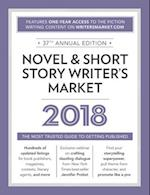 Novel and Short Story Writer's Market 2018