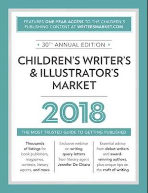 Bog, paperback Children's Writer's & Illustrator's Market 2018 af Cris Freese