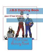 J.B.3 Coloring Book af Jason O'Neal Williams