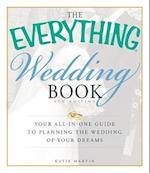 The Everything Wedding Book (Everything)
