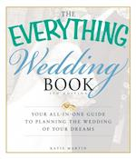 Everything Wedding Book, 4th Edition (Everything)