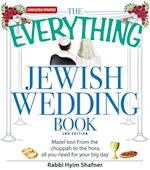 Everything Jewish Wedding Book (Everything Kids)