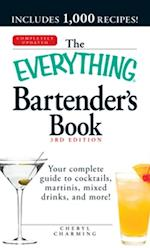 Everything Bartender's Book (Everything)