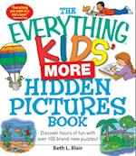Everything Kids' More Hidden Pictures Book