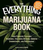Everything Marijuana Book (Everything)
