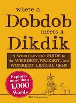 Where a Dobdob Meets a Dikdik