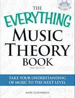 The Everything Music Theory Book (The Everything Series)