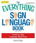 Everything Sign Language Book (Everything)