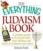 Everything Judaism Book (Everything)