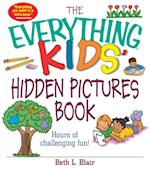 Everything Kids' Hidden Pictures Book (Everything Kids)