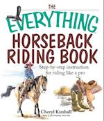 Everything Horseback Riding Book af Cheryl Kimball