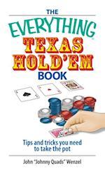 Everything Texas Hold 'Em Book (Everything)