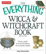 Everything Wicca and Witchcraft Book (Everything)