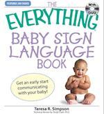 Everything Baby Sign Language Book (Everything)