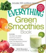 The Everything Green Smoothies Book (The Everything Series)