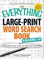 The Everything Word Search Book af charles Timmerman