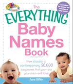 Everything Baby Names Book (EverythingR)