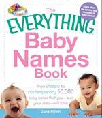 Everything Baby Names Book (EverythingR)