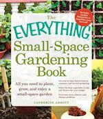 Everything Small-Space Gardening Book