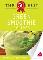 50 Best Green Smoothie Recipes