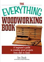 Everything Woodworking Book (Everything)