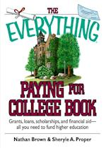 Everything Paying For College Book (Everything)