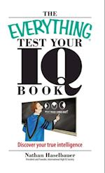 Everything Test Your I.Q. Book (Everything)