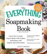 The Everything Soapmaking Book (Everything)