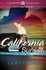 California Sunset af Casey Dawes