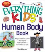 The Everything Kids' Human Body Book (Everything Kids Series)