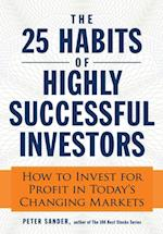 25 Habits of Highly Successful Investors