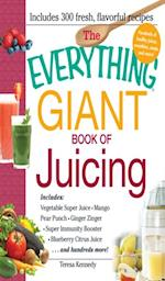 Everything Giant Book of Juicing (EverythingR)