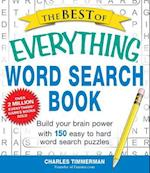 The Best of Everything Word Search Book (The Everything Series)