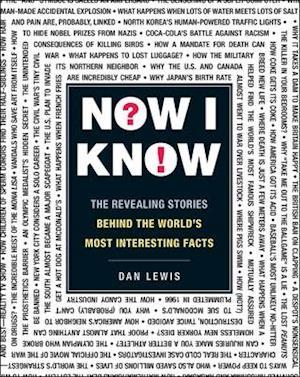 Bog, paperback Now I Know af Dan Lewis