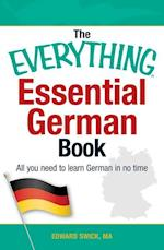 The Everything Essential German Book (The Everything Series)