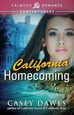 California Homecoming af Casey Dawes