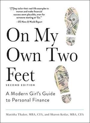 Bog paperback On My Own Two Feet af Manisha Thakor
