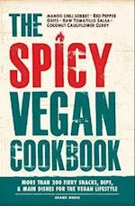 The Spicy Vegan Cookbook af Adams Media