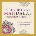 The Big Book of Mandalas Adult Coloring Book af Adams Media