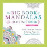 The Big Book of Mandalas Coloring Book, Volume 2