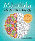 The Mandala Coloring Book af Jim Gogarty