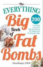The Everything Big Book of Fat Bombs (EverythingR)