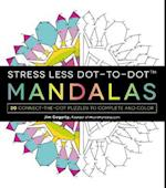 Stress Less Dot-to-Dot Mandalas