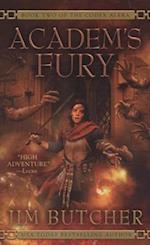Academ's Fury (Codex Alera)