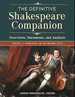 The Definitive Shakespeare Companion