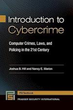 Introduction to Cybercrime af Joshua Hill